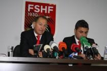 (Albanian) Trajneri De Biazi flet për mediat