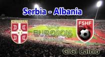 SERBI-SHQIPËRI: 3-0 fitore