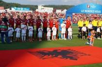 Historike, Shqipëria drejt rekordit , e 22-ta në FIFA