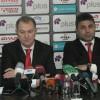 Presentazione dello staff della Nazionale Albanese