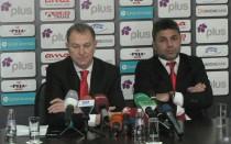 Presentation of Albanian national staff