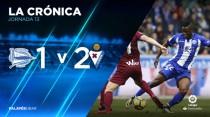 LaLiga 13^ Giornata | Deportivo Alavés – S.D. Eibar 1-2