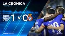 (Italiano) LaLiga 11^ Giornata | Deportivo Alavés – Espanyol 1-0