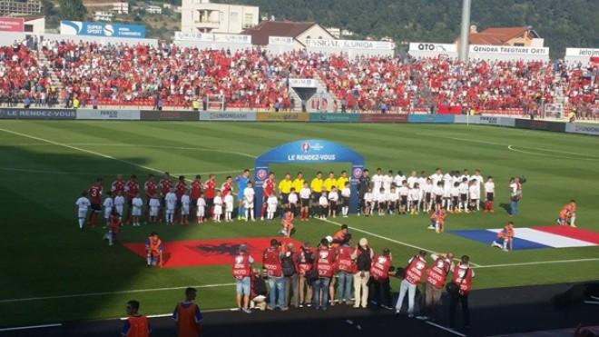 (Italiano) Albania-Francia 1-0: Impresa De Biasi, battuti i Bleus