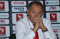 Press Conference Albania vs Denmark