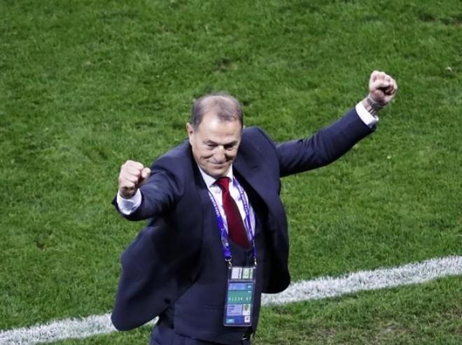 (Italiano) Euro 2016, Albania, De Biasi:Euro 2016, Albania, De Biasi:«Grande cuore, ma perfetti sul piano tattico»