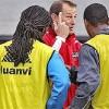 De Biasi ensaya con el mismo once que plantó cara al Villarreal
