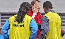 (Italiano) De Biasi ensaya con el mismo once que plantó cara al Villarreal