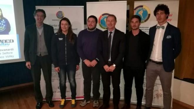 """Cerimonia di consegna dei Premi Panathlon 2016: a Gianni De Biasi il riconoscimento dell'anno"""""""