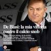 De Biasi: la mia vittoria contro il calcio snob