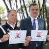 """Presentazione Sponsor """" No al Fumo"""" con ministro della salute Albanese"""